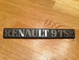 Anagrama Renault 9 TSE*****