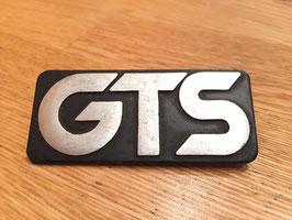 Anagrama GTS Metalico*****