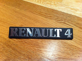 Anagrama Renault 4*****