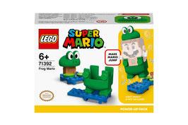 71392 Power-uppakket: Kikker-Mario