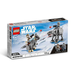 75298  AT-AT™ vs Tauntaun™ Microfighters