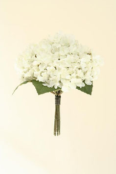 Hydrangea Bouquet w/5 lvs 30cm