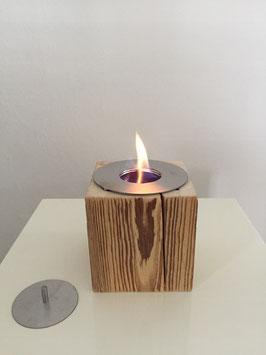 Alt-Holz Feuerwürfel Bioethanol