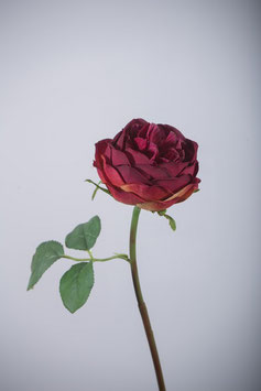Single Rose Spray 46cm