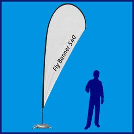 Repuesto tejido Fly Banner Gota 540