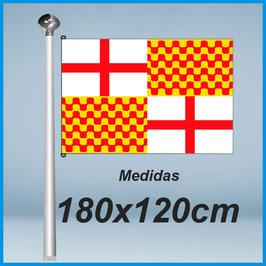 Bandera Tabarnia 180x120cm