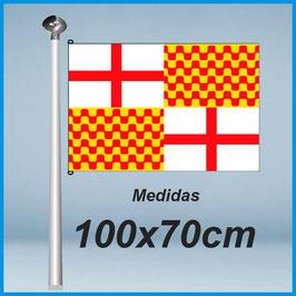 Bandera Tabarnia 100x70cm