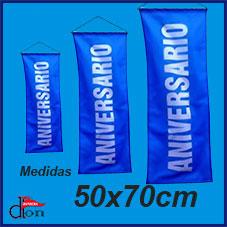 Banner Colgante 50x70cm