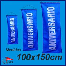 Banner Colgante 100x150cm