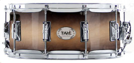 TAYE StudioBirch-Natural to Black Burst 14x6