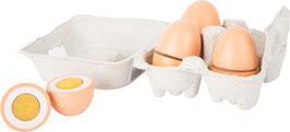 Holz-Eier
