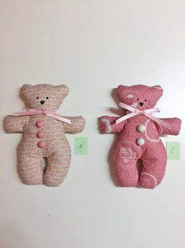 Teddybär 2 Varianten