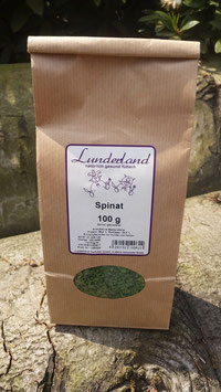 Lunderland Spinat 100g