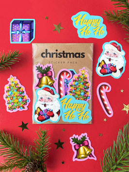 Christmas - Sticker Pack