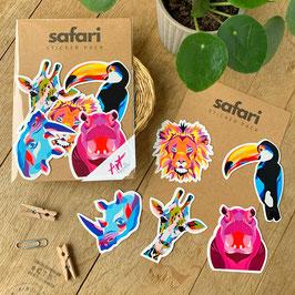 Safari - Sticker Pack