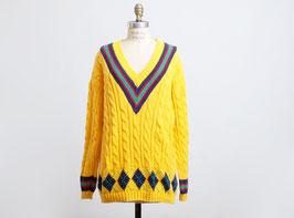 Izod V Neck Sweater