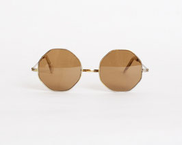 60's MOD Octagon Sunglasses