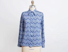 Zigzag Disco Shirt