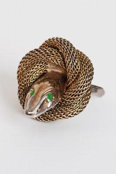 Mesh Snake Ring