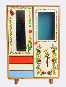 MOD Japanese Doll Armoire