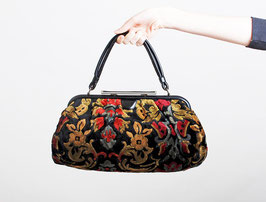 SOLD OUT - Chenille Burnout Bag