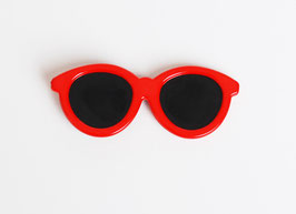 Round Sunglasses Pin