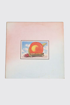 The Allman Brothers Eat A Peach 2 LP
