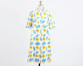 Orange & Blue Marimekko Dress