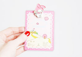 My Melody Mini Clipboard