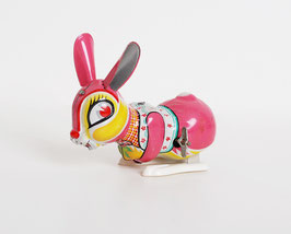 Tin Wind Up Rabbit