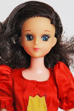 Tuli-chan Tulip Brunette Francie Doll
