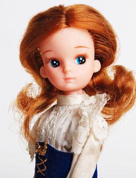 2代目リカちゃん Licca-chan Doll by Takara