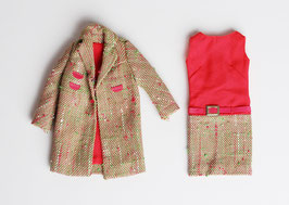 Barbie Francie Outfit Tweed-Somes #1286