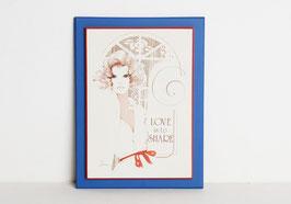 Lady Share Print Tara