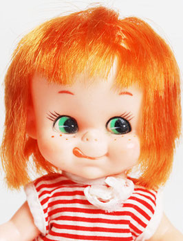 Redhead Character Doll