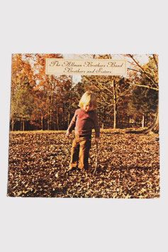 The Allman Brothers Band Brothers and Sisters LP