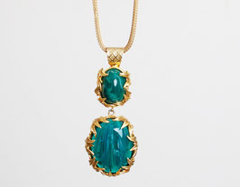 SOLD OUT - Juliana Green Pendant
