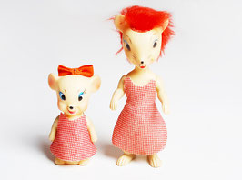 SOLD OUT - Remco Mrs. Mouse & Elly