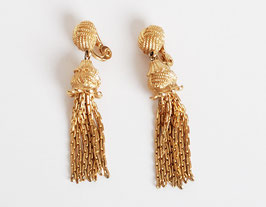 SOLD OUT - Gold Monet Earrings