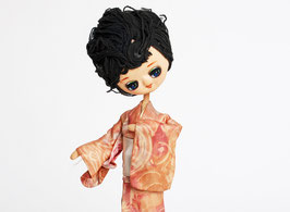 Geisha Pose Doll