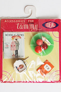 Ideal Tammy Accessories NRFP
