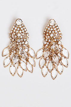 SOLD OUT - Juliana Chandelier Earrings