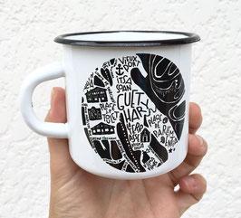 Mug Emaillée Guethary
