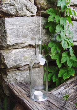 Flaschenlaterne
