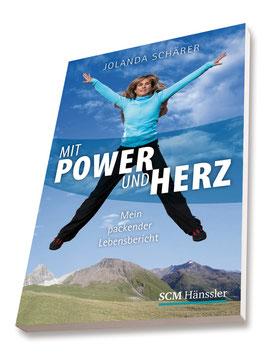 Buch «Mit Power und Herz»
