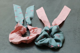 Kit complet chouchou rose (2 pc)