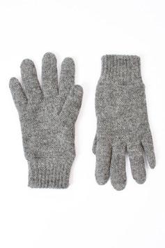 Gefütterte Finger-Handschuhe mit Alpaka-Wolle