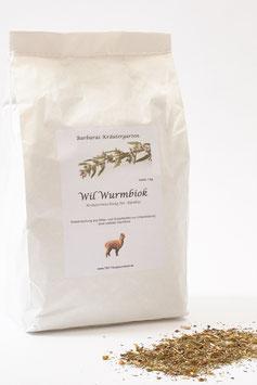 Kräutermischung für Alpakas - Wil Wurmbiok