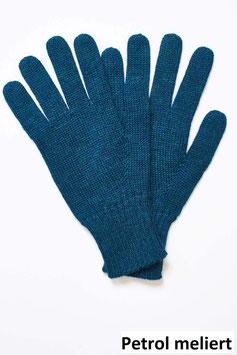 Damen-Fingerhandschuhe aus 100 % Baby-Alpaka in vielen bunten Farben