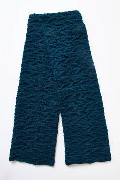 Beinstulpen aus reiner Babyalpaka-Wolle für Damen